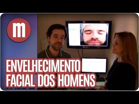 Mulheres - Saúde: Envelhecimento facial do homem (18/05/16)