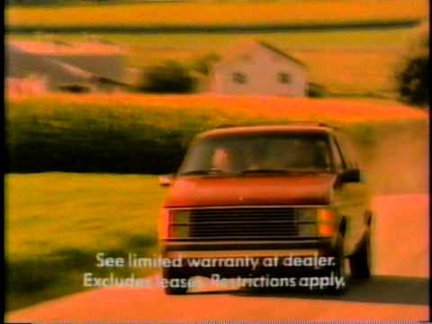 Car commercials from the 1980s were completely insane - The Verge