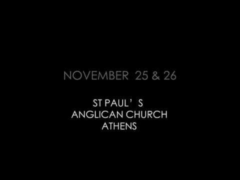 Julia Kent live at St Paul's Anglican Church | St Paul's Sessions