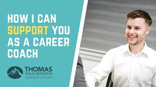 How I Can Support You As A Career Coach
