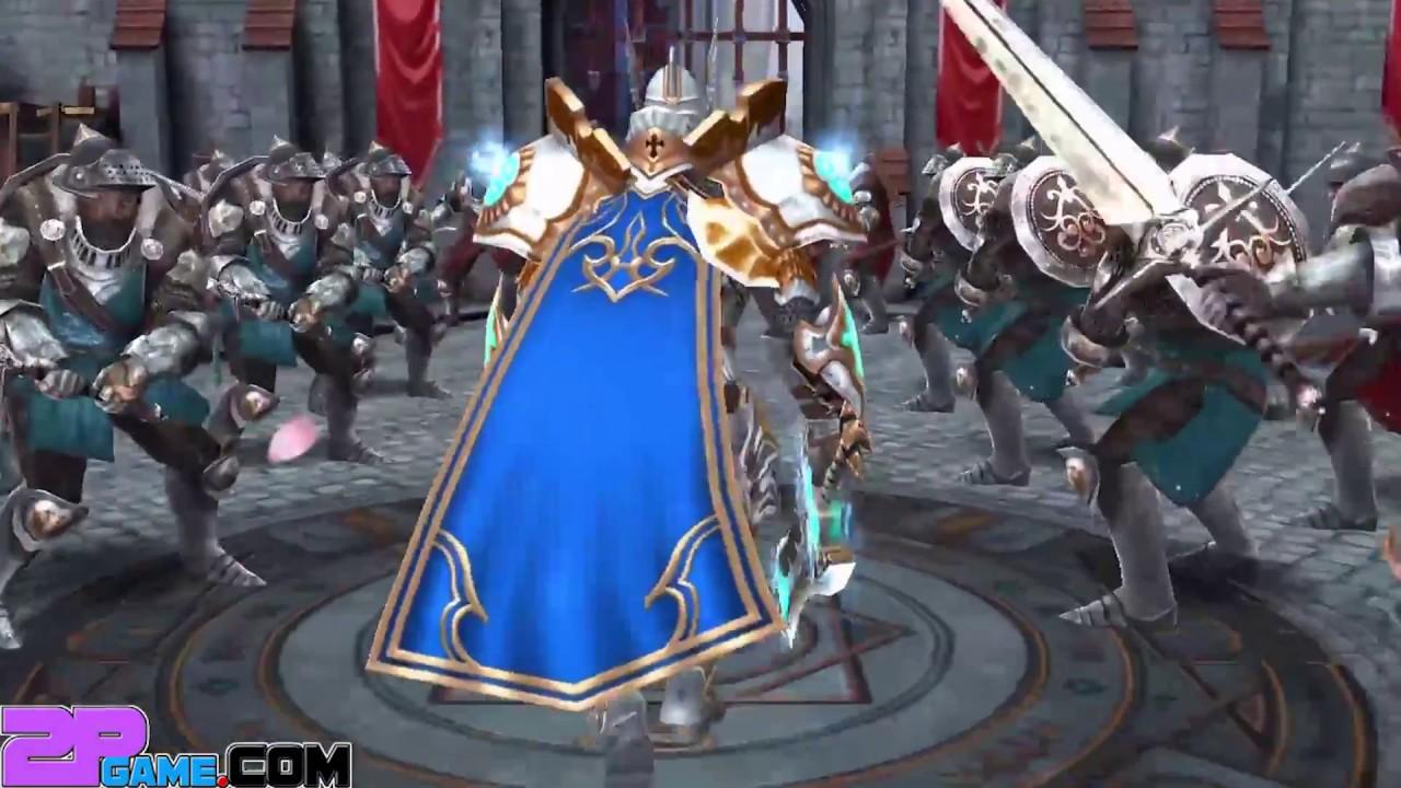 Kingdom of War – GAMEVIL Inc.
