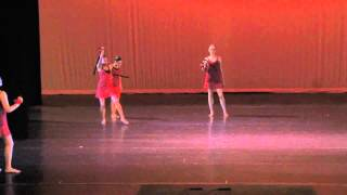 Belvoir Terrace - Summer Dance Camps - Adv. Modern - Girls Summer Dance Camp