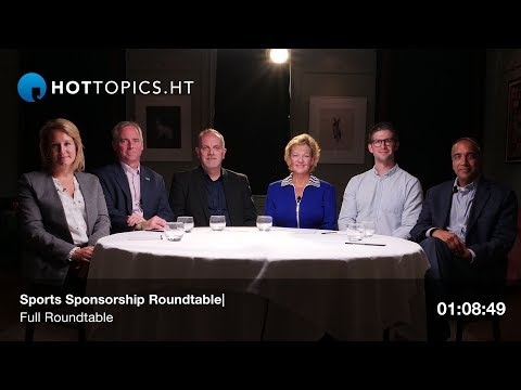 The sports sponsorship roundtable: the opportunities, challenges and its future
