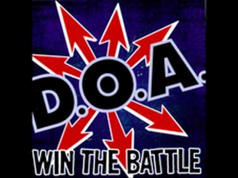 D.O.A  - Warmonger