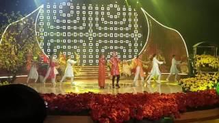 Xuân ở lại chơi Tino & Kop ft Hoàng Yến Chibi ( vũ đoàn NK )