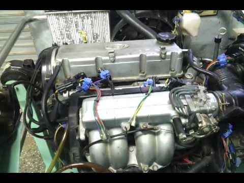 Hyundai Sonata 2 2 0 Sohc Engine Simulator Youtube