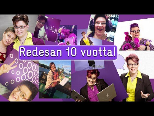 Redesan 10v JuhlaLIVE