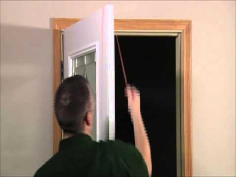 Checking for Warp – Mastercraft® Exterior Door
