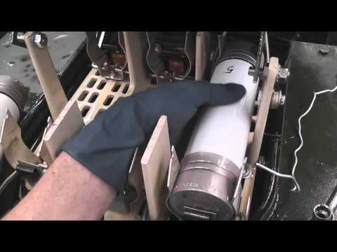 RMU fuse operating trip mechanism
