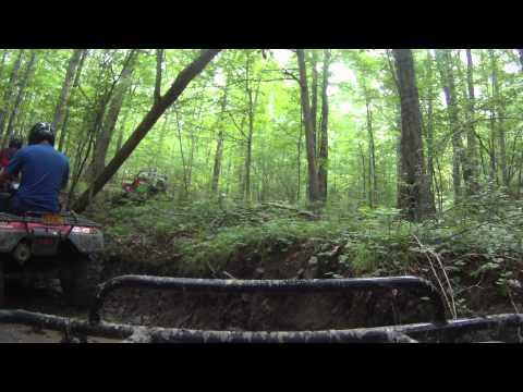 Tildon Hills Summer Rumble ATV Ride June 2015