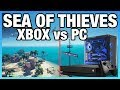 Xbox vs. PC - Sea of Thieves Graphics & Performance