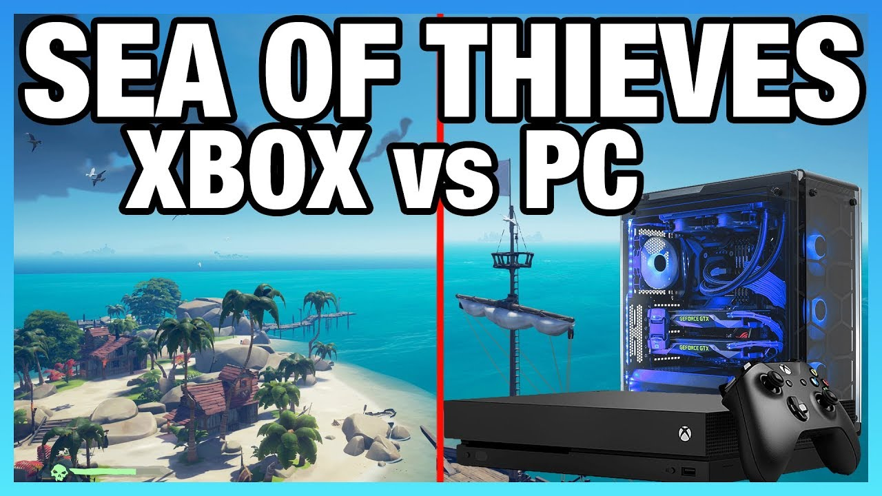 Pc Sea Of Thieves Graphics Performance