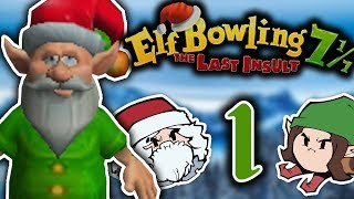 Elf Bowling 7 The Last Insult: Santa