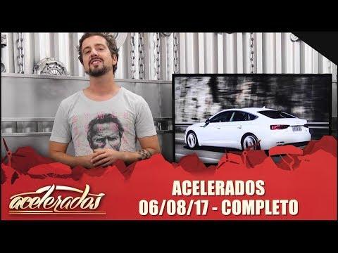 Acelerados (06/08/17) - Completo