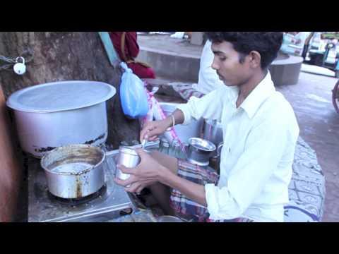Bodh Gaya chai wallah Manesh