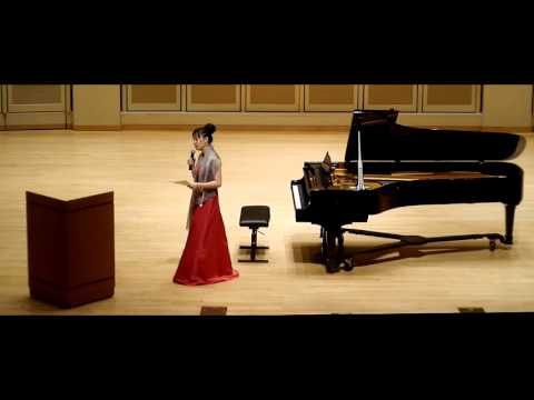 Soojin Joo Doctoral Lecture Recital on Naoumoff Compositions