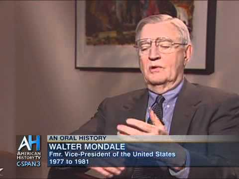Walter Mondale Oral History Interview