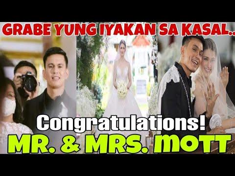 Download Carla Abellana and Tom Rodriguez Wedding | Grabeng Iyakan ang Nangyari