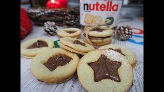 Jak zrobić Zimowe markizy Nutella®