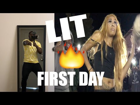FIRST DAY OF COLLEGE AND IT GOT TURNT REAL FAST!!! (VLOG) #StRose #UA