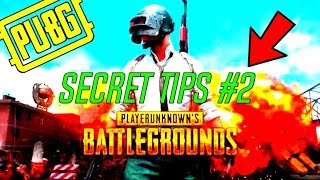 PUBG MOBILE SECRET TIPS AND TRICK #2 REAL CHICKEN! + DESERT GHILIE SUIT! #PUBG MOBILE