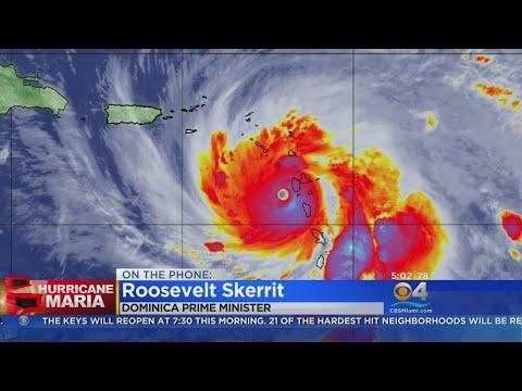 Hurricane Maria Battered Dominica