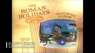 Rare Boomerang 1972 Cartoon info bumpers