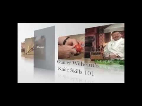 Knife Skills 101 | By GunterWilhelm.com