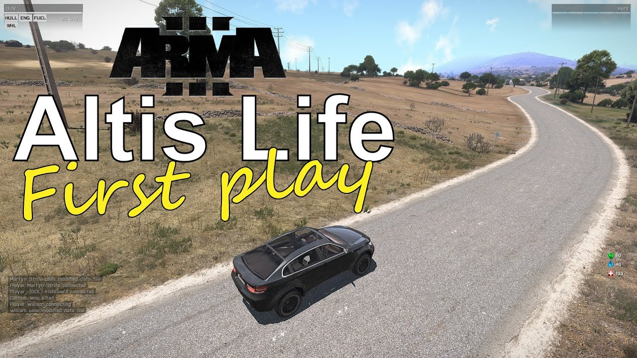 how to get whitelisted on arma 3 altis life