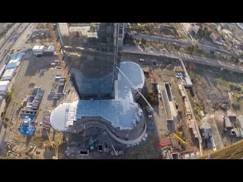 Azerbaijan Azersu Tower 2014 12 04