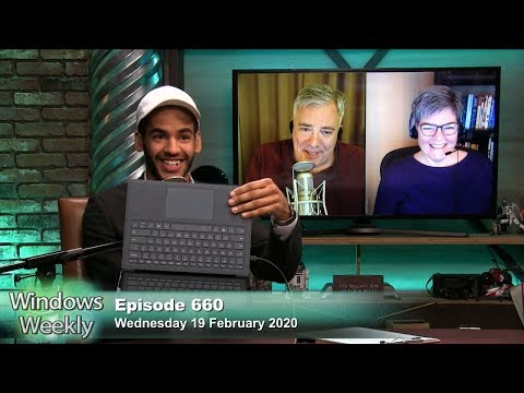 Outlook Uncertain - Windows Weekly 660
