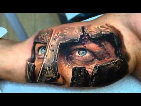 Best 3D Tattoos In The World HD [ Part 1 ] - Amazing 3D Tattoo Design Ideas