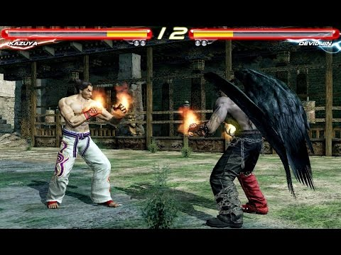 Tekken 6 psp game free download full version free softwares.