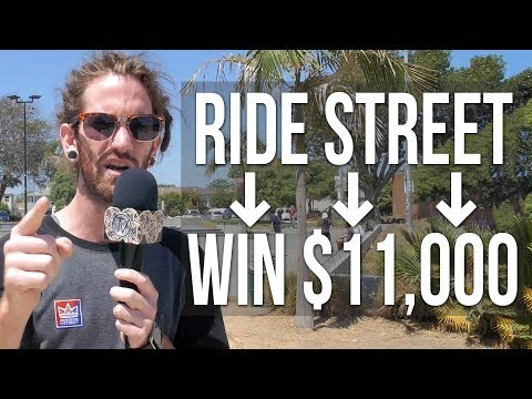 Ride Street? Wanna Win $11,000?... Here's How!! │ The Vault Pro Scooters