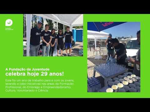 Fundação da Juventude - 29 anos - Set 2018