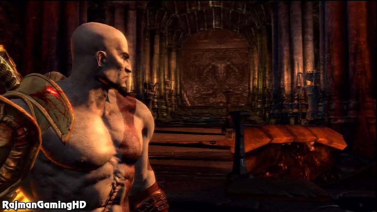 god of war iii god of war iii u0027kratos meets hephaestus u0027 youtube