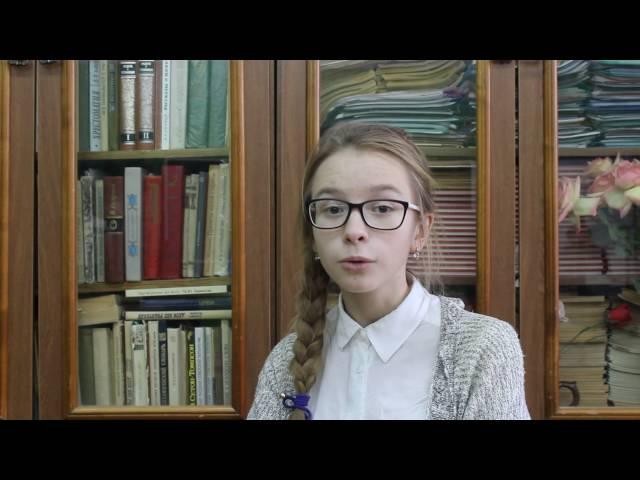 Изображение предпросмотра прочтения – ВикторияБулынко читает произведение «Я люблю большие дома…» В.Я.Брюсова