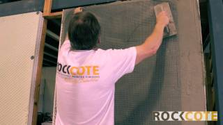 Rendering EPS (Expanded Polystyrene) Panels with Rockcote thumbnail