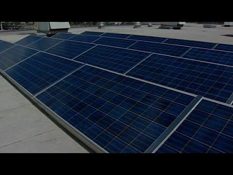 City in Texas going renewable