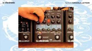 TC Electronic Modulator demo with Richard Morse mp3