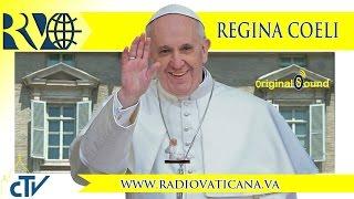 Regina Coeli - 2015.05.24