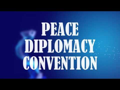 International Peace Diplomacy Corps Observance to United Nations' International Peace Day 2016