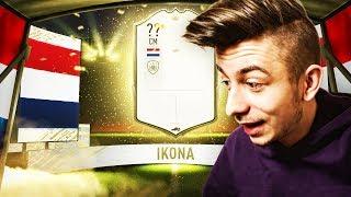 *POTĘŻNA* IKONA W PACZCE! FIFA 20 ULTIMATE TEAM