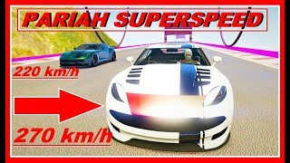 GTA 5 Online: HOW TO win every DRAG RACE !!! Pariah Superspeed