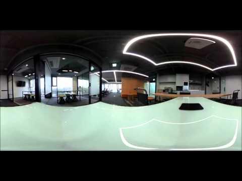 [Space] 롯데액셀러레이터 완공 360 VR 영상