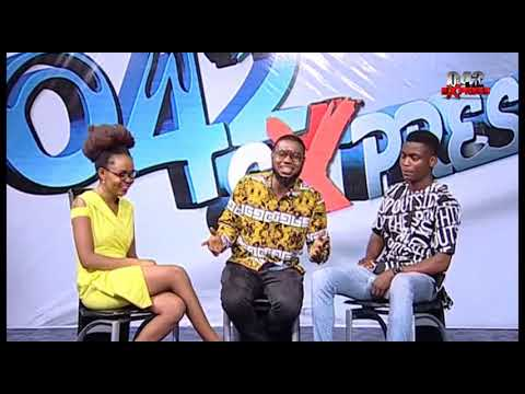 DAMMY CRANE IS LIKE ICE PRINCE FROM SUPERSTAR TO Up-coming ARTIST // 042 EXPRESS