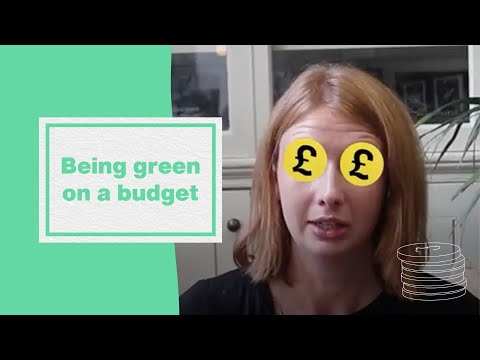 Being Green on a Budget | Hubbub Vlog