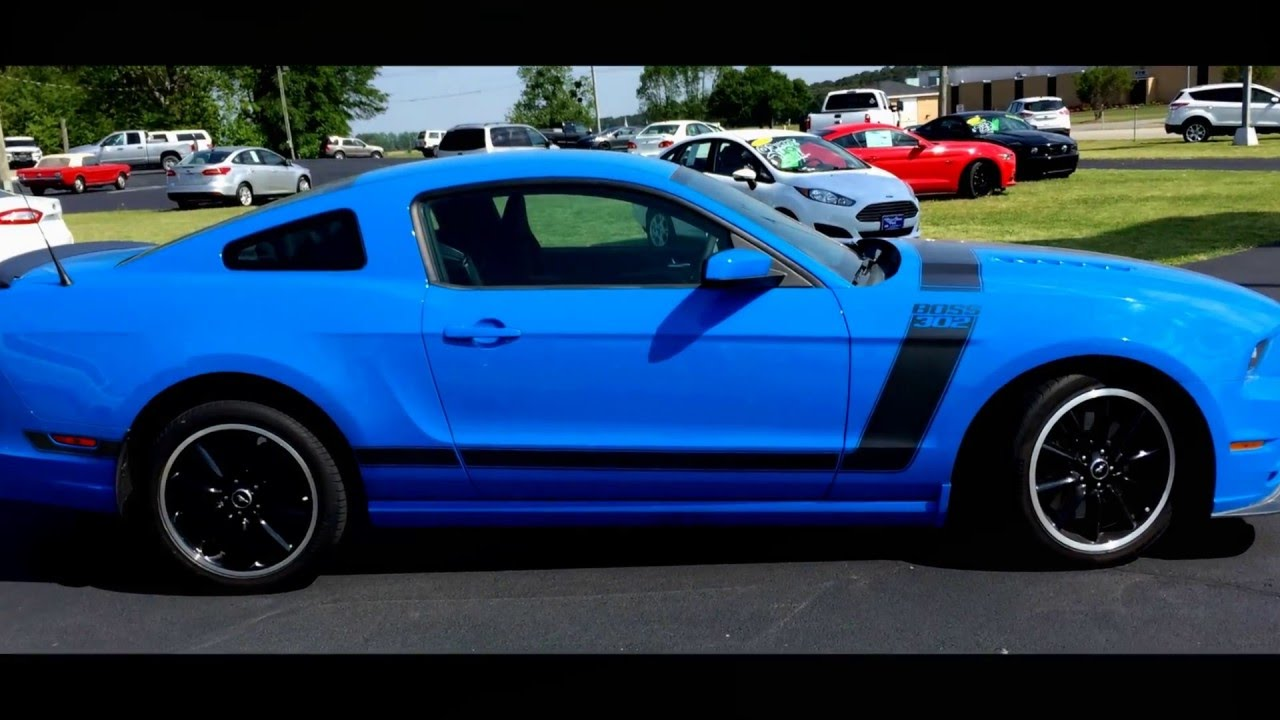 2013 ford mustang boss 302 for sale at wynn odom ford in la grange