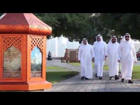 Khalifa Saleh Al Haroon Interview with OZY