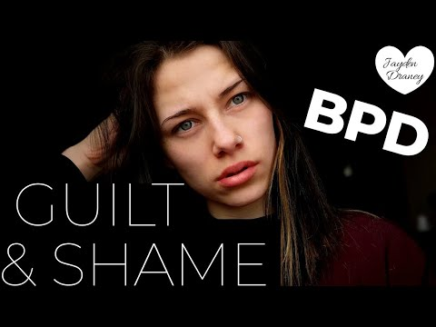 BPD DEALING WITH GUILT AND SHAME | MENTAL HEALTH